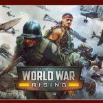 【World War Rising】スマホで遊べるおすすめの軍事国家を育成SLG【ワールドウォーライジング】